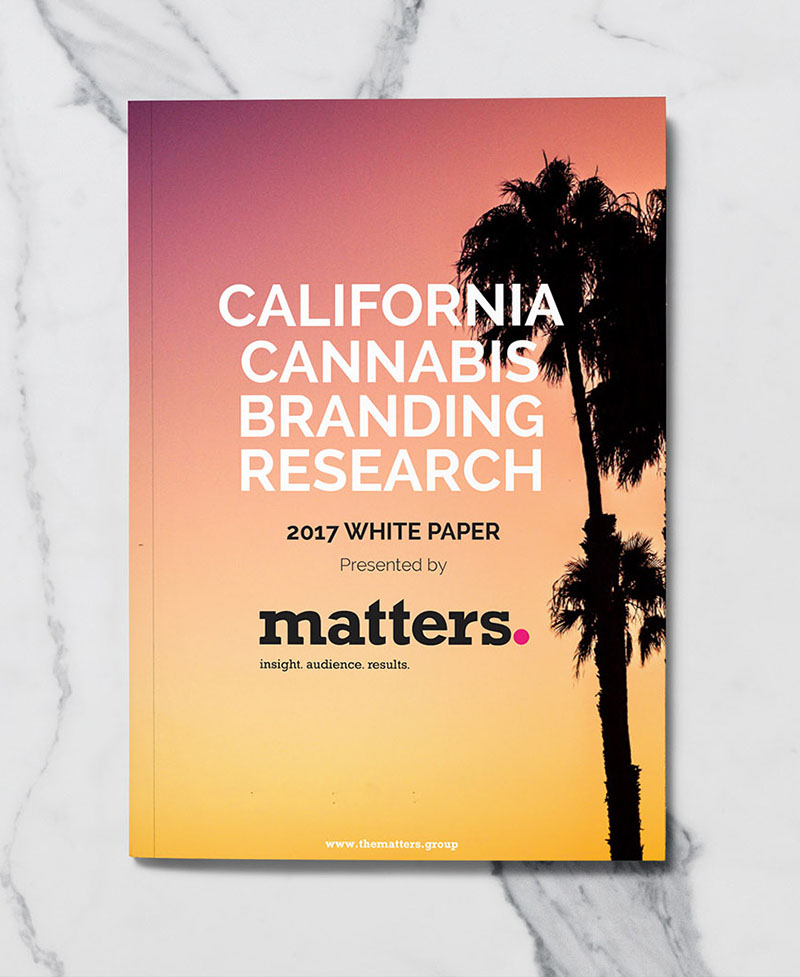 matters group california cannabis branding white paper 2017